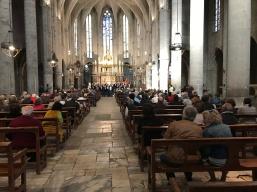 2019-05-12 Chorus with Audience, Castello d'Empuries (photo-Tom B)