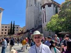 Jeff Garland, Girona