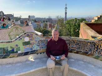 Jim Reilly, Parc Guell