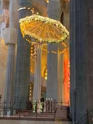 La Sagrada Familia altar