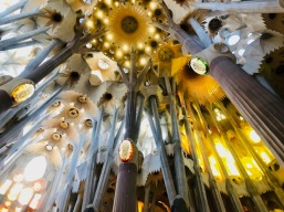 La Segrada Familia, interior (photo-Dick Floyd)3