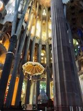 La Segrada Familia, interior (photo-Dick Floyd)4