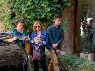 Michelle Rossi, Beth Doyle, Ben Doyle